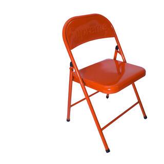 シュプリーム(Supreme)の鑑定あり Supreme Metal Folding Chair Red(折り畳みイス)