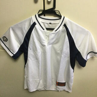 デサント(DESCENTE)のデサント/ベースボールTシャツ/130(ウェア)