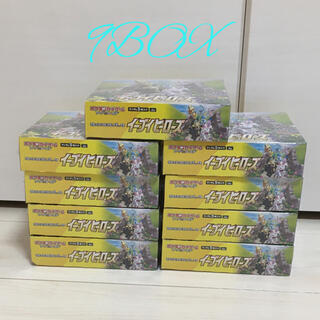 新品未開封!送料込み!イーブイヒーローズ 9BOX(Box/デッキ/パック)