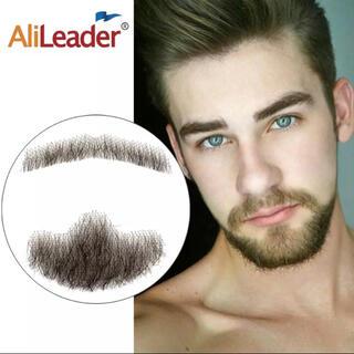 付け髭 つけ髭 つけヒゲ 付けヒゲ 新品未使用(小道具)