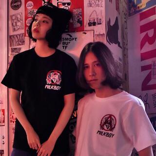 エイミーインザバッティーガール(Aymmy in the batty girls)のBILKBOY✖️AYMMY 数量限定コラボ Tシャツ(Tシャツ(半袖/袖なし))
