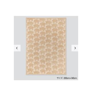 ユニクロ(UNIQLO)のIzo.様専用(毛布)