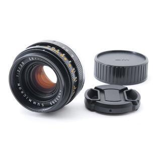 ライカ(LEICA)のLEICA SUMMICRON M 35mm F2 第3世代 6枚玉 #4312(レンズ(単焦点))