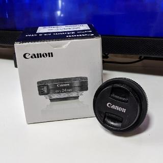 Canon - EF-S2428STM キヤノン EF-S24mm F2.8 STM