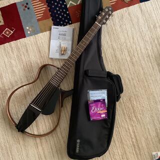 ヤマハ(ヤマハ)のヤマハ サイレントギターSLG200S (アコースティックギター)