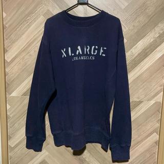 XLARGE - XLARGE 裏起毛スウェット Mサイズ