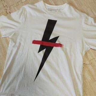 NEIL BARRETT - ニールバレット サンダーボルト Tシャツ M