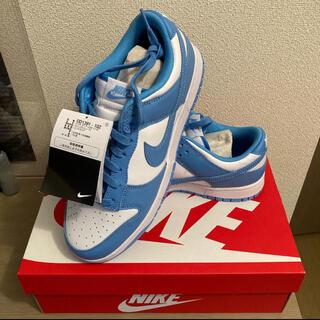 ナイキ(NIKE)のナイキ Nike Dunk Low UNC University Blue(スニーカー)