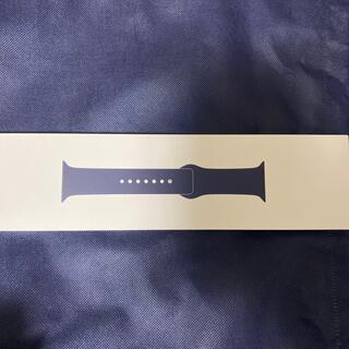 Apple Watch - Apple watch 40mm 純正 ディープネイビースポーツバンド  未開封