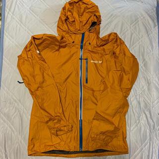 mont bell - mont-bell トレントフライヤージャケット Orange M
