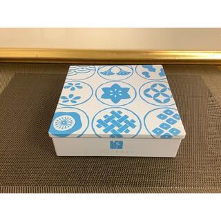 アトリエうかい フールセック サブレ缶 空き缶(小物入れ)