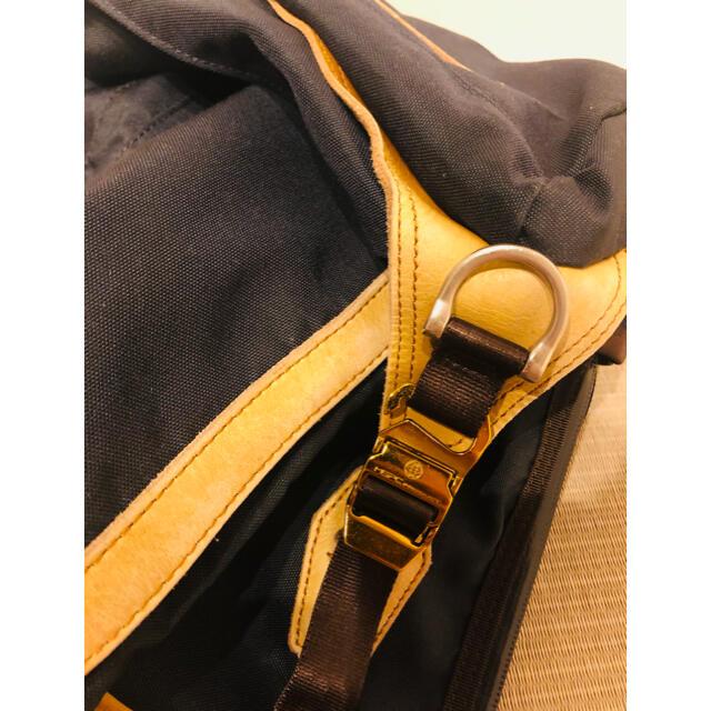 master-piece(マスターピース)の【中古】マスターピース ポテンシャル ネイビー master piece メンズのバッグ(バッグパック/リュック)の商品写真