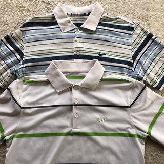 NIKE - 【NIKE GOLFナイキゴルフ】ゴルフウェア ポロシャツ2枚