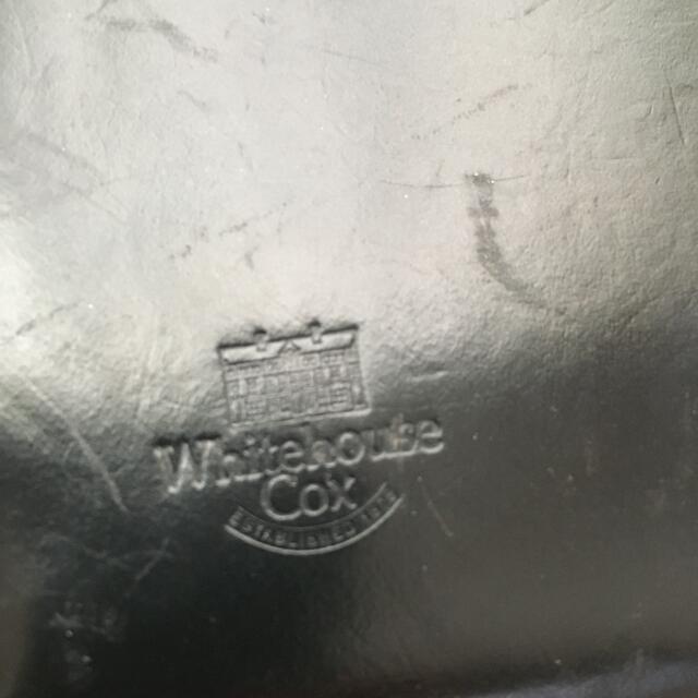 WHITEHOUSE COX(ホワイトハウスコックス)の限定販売 WhitehouseCox × ISETAN コラボ スタッズ 長財布 メンズのファッション小物(長財布)の商品写真