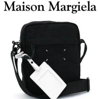 マルタンマルジェラ(Maison Martin Margiela)の【新品】MAISON MARGIELA マルジェラ ショルダー カメラ バッグ(ボディーバッグ)