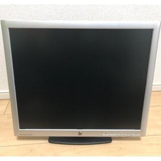 HP - ディスプレイ HP Compaq 19インチ アンチグレア 高さ 角度 変更可
