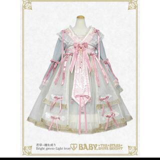 ベイビーザスターズシャインブライト(BABY,THE STARS SHINE BRIGHT)のSA・KU・R Palais Royal ワンピース (ひざ丈ワンピース)