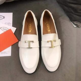 トッズ(TOD'S)の 極美品【TODS】-105701(ローファー/革靴)