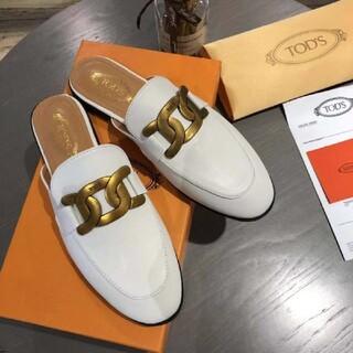 トッズ(TOD'S)の 極美品【TODS】-105690(ローファー/革靴)