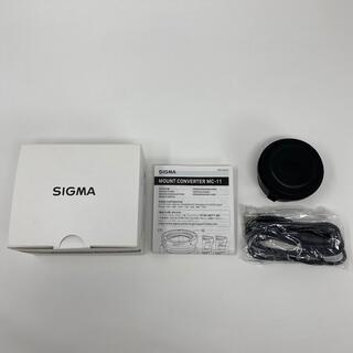 シグマ(SIGMA)の【美品】SIGMA MC-11 (ミラーレス一眼)