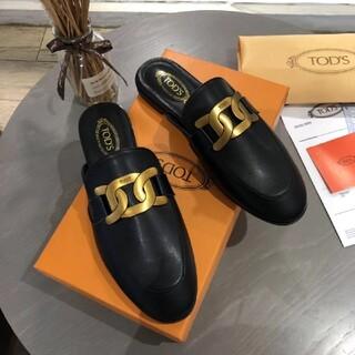トッズ(TOD'S)の 極美品【TODS】-105688(ローファー/革靴)