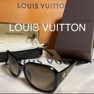ルイヴィトン(LOUIS VUITTON)の美品☆ルイヴィトン☆サングラス☆オプセシオン GM(サングラス/メガネ)