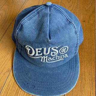 Deus ex Machina - デウスエクスマキナ キャップ