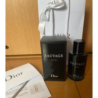 Dior - sauvage parfum 100ml