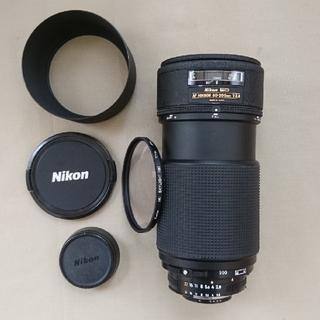 Nikon - ニコン Nikon ED AF NIKKOR 80-200mm 1:2.8