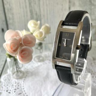 バーバリー(BURBERRY)の【電池交換済】BURBERRY バーバリー 腕時計 レクタンギュラ BU1009(腕時計)