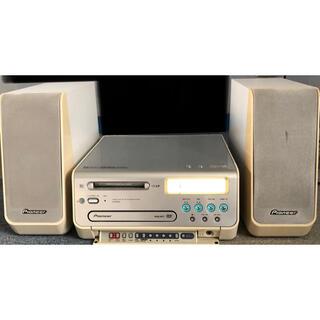 Pioneer - パイオニア CD MD DVDプレーヤー