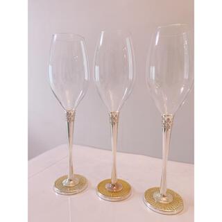 フランフラン(Francfranc)の新品 Francfranc フランフラン ピテック ワイングラス 3個セット(グラス/カップ)