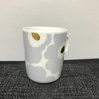 marimekko - マリメッコ  アイシーグレー マグカップ