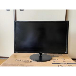 エルジーエレクトロニクス(LG Electronics)のpc モニター パソコンモニター 大画面 韓国LG(ディスプレイ)