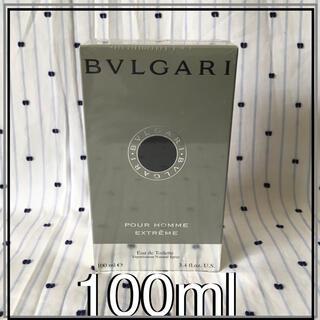 ブルガリ(BVLGARI)のBVLGARIブルガリPOURHOMME EXTREMEエクストリーム100ml(ユニセックス)