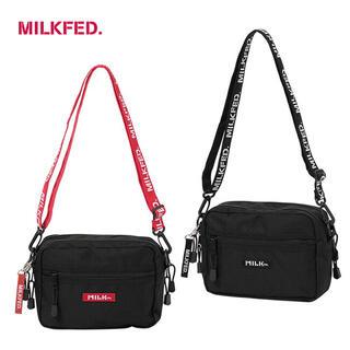 ミルクフェド(MILKFED.)のMILKFED 2wayショルダーバッグ(ショルダーバッグ)