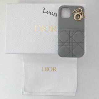 クリスチャンディオール(Christian Dior)の新品 ディオール LADY DIOR IPHONE 12 & 12 PROケース(iPhoneケース)