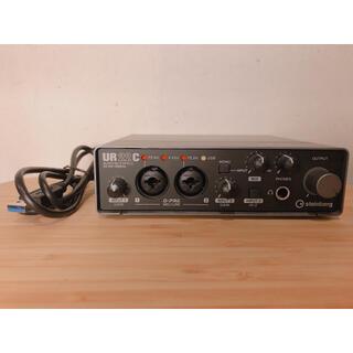ヤマハ(ヤマハ)のUR22C オーディオインターフェース USB3.0(オーディオインターフェイス)
