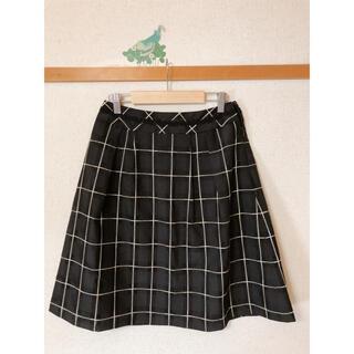 エニィスィス(anySiS)のanysis 膝丈スカート 2サイズ(ひざ丈スカート)