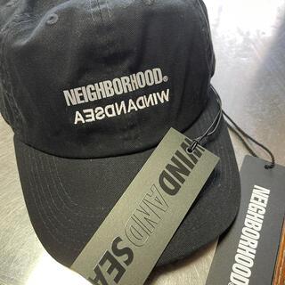 ネイバーフッド(NEIGHBORHOOD)のneighborhoodネイバーフッドWINDANDSEAウィンダンシー(キャップ)