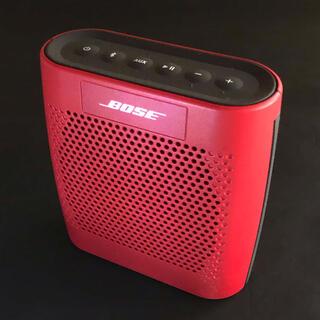 BOSE - BOSE SoundLink Color Bluetooth スピーカー レッド