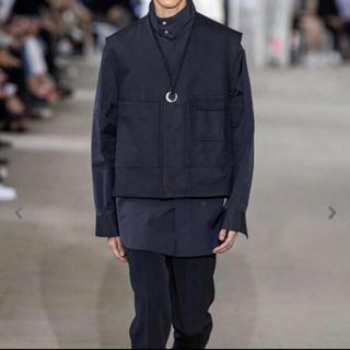 ジルサンダー(Jil Sander)のJIL SANDER  20SS AARON SHIRTS シャツジャケット(シャツ)