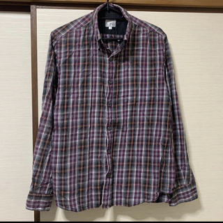 タケオキクチ(TAKEO KIKUCHI)の長袖メンズシャツ M セット(シャツ)