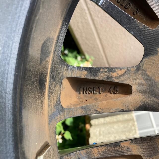 スズキ(スズキ)の【豊田市発】タイヤ ホイール 4本セット[ハスラー] 自動車/バイクの自動車(タイヤ・ホイールセット)の商品写真
