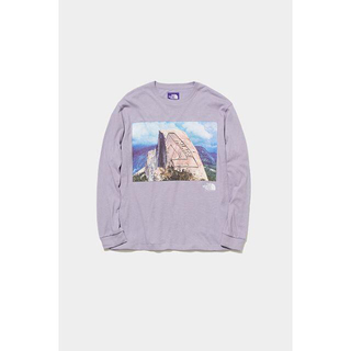 THE NORTH FACE - NORTH FACE PURPLE LABEL PALACE パレス LS T