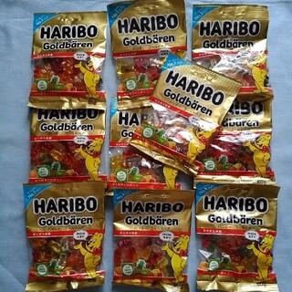 ハリボーゴールドベア10袋セット商品(菓子/デザート)