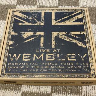 ベビーメタル(BABYMETAL)のBABYMETAL LIVE AT WEMBLEY ARENA(ミュージック)