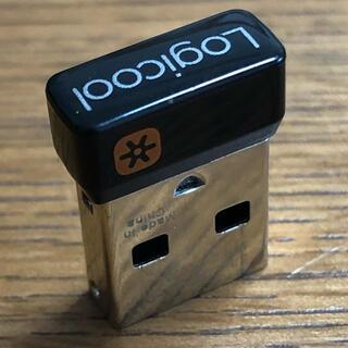 Logicool ユニファイング レシーバー(PC周辺機器)
