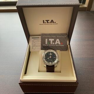 アイティーエー(I.T.A.)のI.T.A. 腕時計 箱あり(腕時計(アナログ))