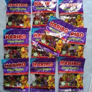 ハリボーハッピーグレープ10袋セット商品(菓子/デザート)